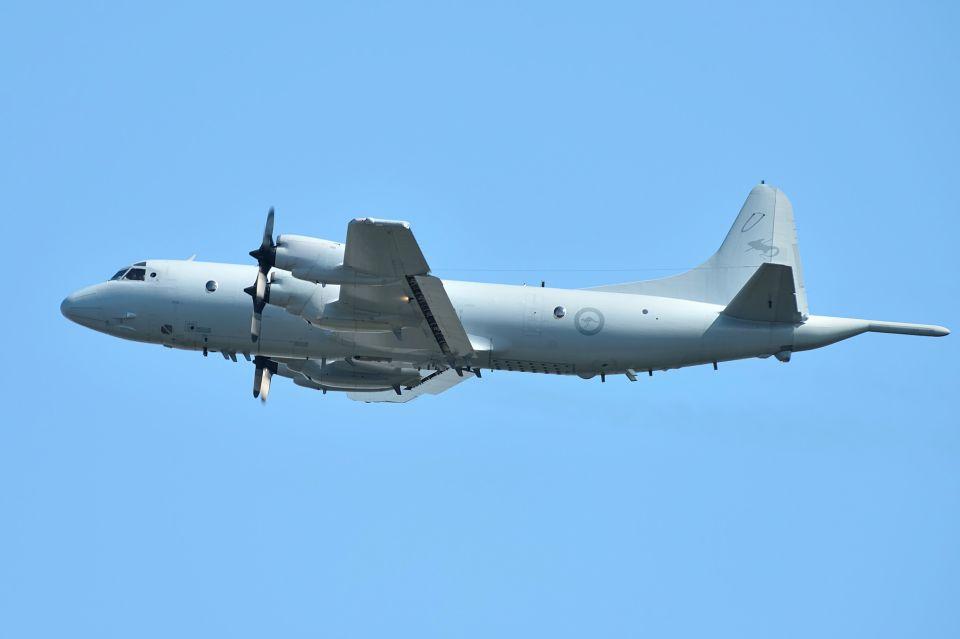 オーストラリア空軍 Lockheed P-3 Orion A9-751 厚木飛行場  航空フォト | by うめやしきさん