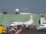 51ANさんが、羽田空港で撮影した国土交通省 航空局 YS-11-104の航空フォト(写真)