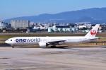JA8961RJOOさんが、伊丹空港で撮影した日本航空 777-346の航空フォト(写真)