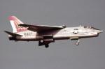 apphgさんが、厚木飛行場で撮影したアメリカ陸軍 F-8E Crusaderの航空フォト(写真)