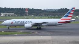 にっしーさんが、成田国際空港で撮影したアメリカン航空 777-223/ERの航空フォト(写真)