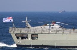 相模湾で撮影された相模湾の航空機写真