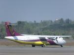 twinengineさんが、ヤンゴン国際空港で撮影したマンダレー航空 ATR-72-212の航空フォト(写真)