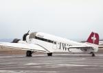 元青森人さんが、仙台空港で撮影したJUエア Ju 52/3mg4eの航空フォト(写真)