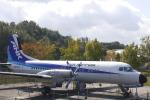 ムネキンさんが、高松空港で撮影したエアーニッポン YS-11A-500の航空フォト(写真)