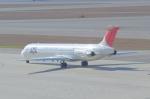 fukucyanさんが、羽田空港で撮影した日本航空 MD-81 (DC-9-81)の航空フォト(写真)