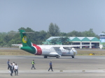 twinengineさんが、ヤンゴン国際空港で撮影したマンダレー航空 ATR-42-320の航空フォト(写真)