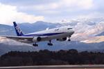 allnipponairwaysさんが、熊本空港で撮影した全日空 767-381の航空フォト(写真)