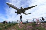 まさとしさんが、伊丹空港で撮影した全日空 777-281の航空フォト(写真)