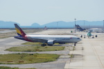 pringlesさんが、関西国際空港で撮影したアシアナ航空 777-28E/ERの航空フォト(写真)