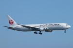ceskykrumlovさんが、羽田空港で撮影した日本航空 767-346の航空フォト(写真)