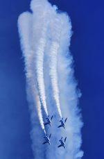 あゆたろうさんが、入間飛行場で撮影した航空自衛隊 T-4の航空フォト(写真)