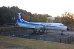 ショウさんが、高松空港で撮影したエアーニッポン YS-11A-500の航空フォト(写真)