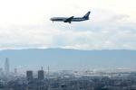 森太郎さんが、伊丹空港で撮影した全日空 767-381の航空フォト(写真)