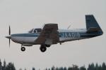 西風さんが、大館能代空港で撮影した個人所有 M20K 252TSEの航空フォト(写真)