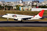 JA8961RJOOさんが、伊丹空港で撮影したジェイ・エア ERJ-170-100 (ERJ-170STD)の航空フォト(写真)