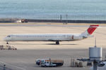 tokyospotterさんが、羽田空港で撮影した日本航空 MD-90-30の航空フォト(写真)