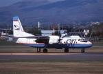 元青森人さんが、函館空港で撮影したサハリン航空 An-24の航空フォト(写真)