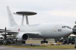 SINGCARGOさんが、浜松基地で撮影した航空自衛隊 E-767 (767-27C/ER)の航空フォト(写真)