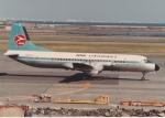 AntonioKさんが、羽田空港で撮影した日本近距離航空 YS-11A-213の航空フォト(写真)