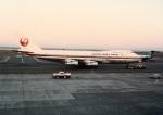 AntonioKさんが、羽田空港で撮影した日本航空 747SR-46の航空フォト(写真)
