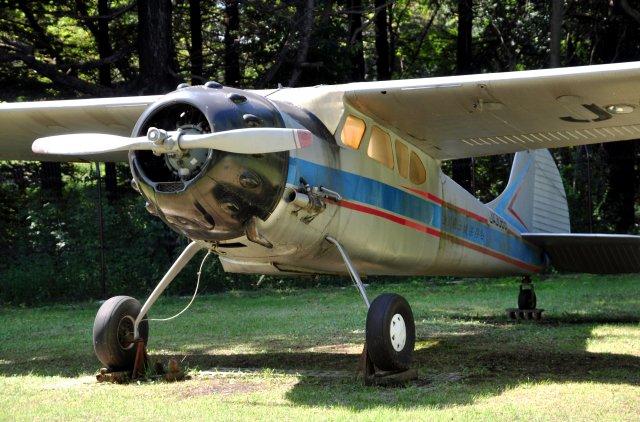 立川展示機保存会 Cessna 190/19...