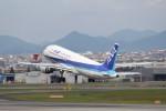 utarou on NRTさんが、伊丹空港で撮影した全日空 A320-211の航空フォト(写真)