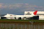 hiroki_h2さんが、成田国際空港で撮影した日本航空 747-221F/SCDの航空フォト(写真)