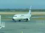 mucchanさんが、エドモントン国際空港で撮影したファースト・エア 737-406の航空フォト(写真)