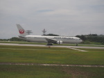 ken1☆MYJさんが、那覇空港で撮影した日本航空 767-346の航空フォト(写真)