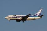 camelliaさんが、成田国際空港で撮影したANAウイングス 737-5L9の航空フォト(写真)