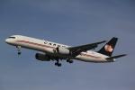s.tさんが、バンクーバー国際空港で撮影したカーゴジェット・エアウェイズ 757-23APFの航空フォト(写真)