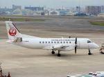 White Pelicanさんが、福岡空港で撮影した日本エアコミューター 340Bの航空フォト(写真)