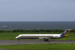 senyoさんが、新潟空港で撮影した日本エアシステム MD-81 (DC-9-81)の航空フォト(写真)
