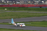senyoさんが、新潟空港で撮影した旭伸航空 BN-2B-20 Islanderの航空フォト(写真)