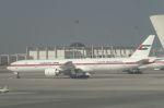 cassiopeiaさんが、アブダビ国際空港で撮影したアミリ フライト 777-35R/ERの航空フォト(写真)