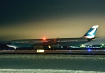 Cygnus00さんが、新千歳空港で撮影したキャセイパシフィック航空 A330-343Xの航空フォト(写真)