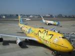 Semirapidさんが、福岡空港で撮影した全日空 747-481(D)の航空フォト(写真)