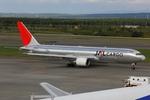 masyu1011さんが、新千歳空港で撮影した日本航空 767-346F/ERの航空フォト(写真)