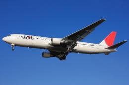 bushitsukeさんが、函館空港で撮影した日本航空 767-346の航空フォト(写真)