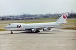 フライヤー320さんが、伊丹空港で撮影した日本航空 747-246Bの航空フォト(写真)