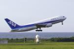 senyoさんが、新潟空港で撮影した全日空 767-281の航空フォト(写真)