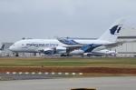 Wings Flapさんが、成田国際空港で撮影したマレーシア航空 A380-841の航空フォト(写真)