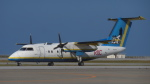 ゴンタさんが、那覇空港で撮影した琉球エアーコミューター DHC-8-103Q Dash 8の航空フォト(写真)