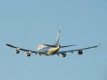 yanaさんが、成田国際空港で撮影した全日空 747-481の航空フォト(写真)