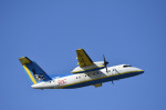 はっし~さんが、那覇空港で撮影した琉球エアーコミューター DHC-8-103Q Dash 8の航空フォト(写真)
