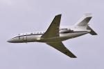 フリューゲルさんが、トゥールーズ・ブラニャック空港で撮影したフランス海軍 Falcon 50 Surmarの航空フォト(写真)