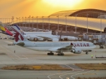 aquaさんが、関西国際空港で撮影したカタール航空 A330-202の航空フォト(写真)