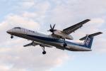 こだしさんが、伊丹空港で撮影したANAウイングス DHC-8-402Q Dash 8の航空フォト(写真)