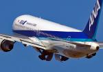 なおさんが、伊丹空港で撮影した全日空 767-381の航空フォト(写真)